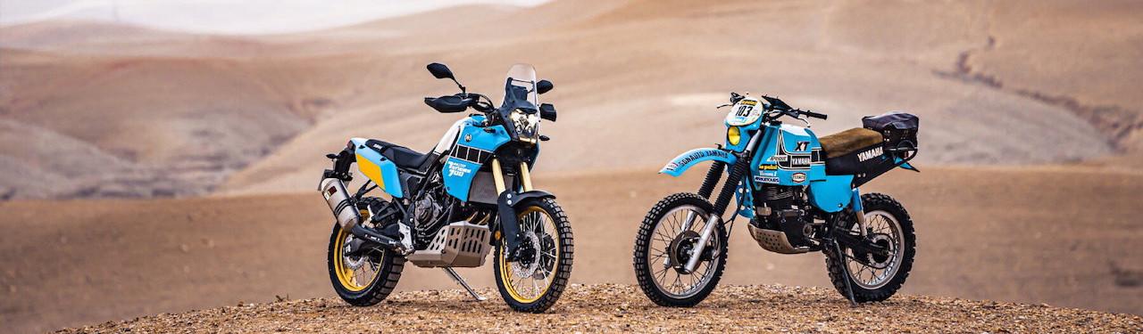 Les motos de Cheikh-Yves