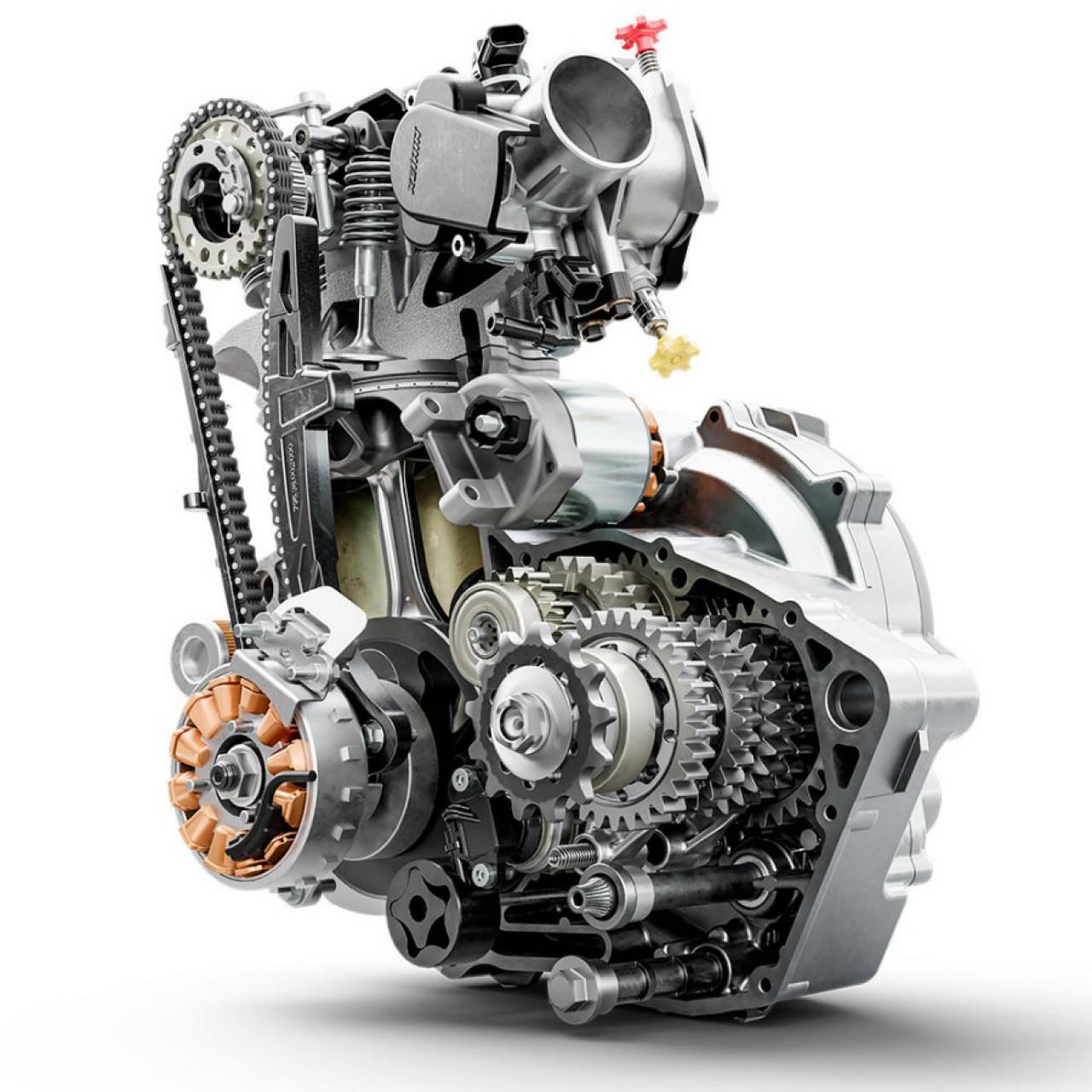 KTM 450 SX-F 2021 - Image 3