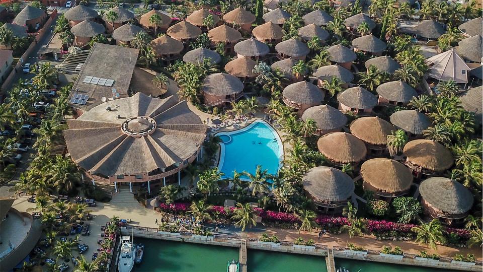 Le Lamantin Beach Hôtel